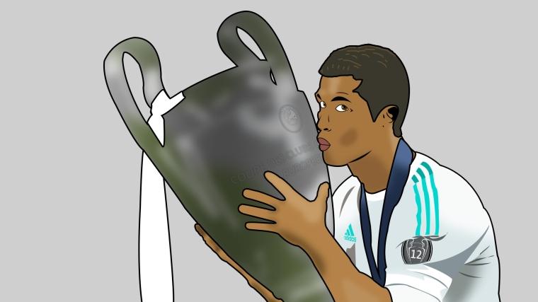 Ronaldo w Trophy